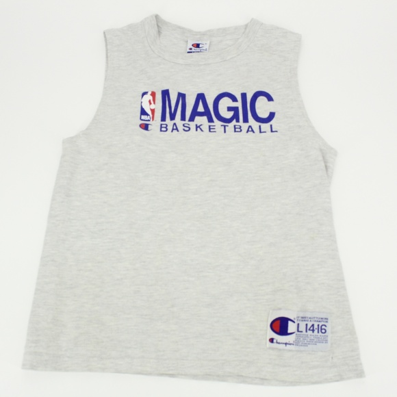 Champion Other - Champion Orlando Magic Basketball Tank Top
